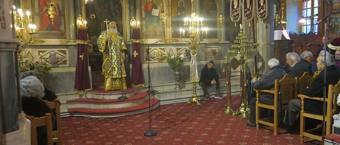 Ιστορική μέρα για την Αταλάντη: Εόρτασε τους πολιούχους της Αγίους Θεοδώρους
