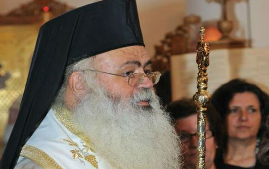 Ο Πάφου Γεώργιος για την αποποινικοποίηση των εκτρώσεων