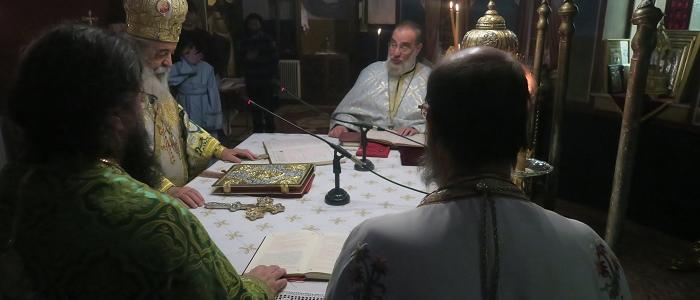 Φθιώτιδος Νικόλαος: Ο Άγιος Χαράλαμπος μας διδάσκει να μένουμε αμετακίνητοι στην πίστη μας