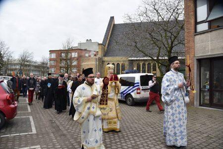 Εγκαίνια Ιερού Ναού στο Βέλγιο