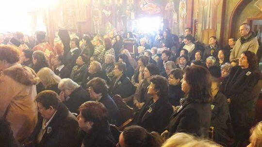 Με λαμπρότητα τιμήθηκε η μνήμη του Αγίου Τρύφωνος στη Ρόδο