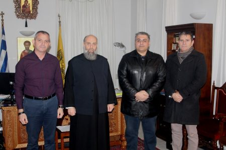 Στον Θεσσαλιώτιδος Τιμόθεο το Διοικητικό Συμβούλιο της Ένωσης Στρατιωτικών