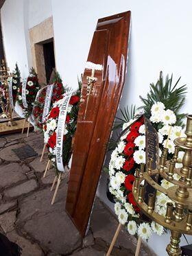 Κοσμοπλημμύρα στην Εξόδιο Ακολουθία του «Αγίου του Μπαίλοβο»