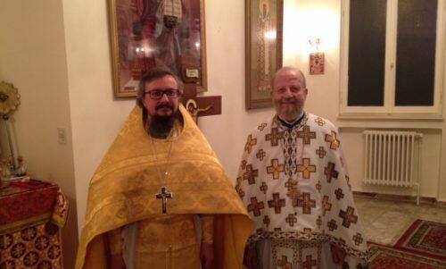 Δαμασκός: Πανηγύρισε ο Ι. Ναός του Μετοχίου της Ρωσικής Εκκλησίας