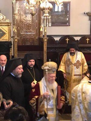 Η Κυριακή της Ορθοδοξίας στο Οικουμενικό Πατριαρχείο