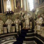 Κυριακή της Ορθοδοξίας: Συνοδική Θεία Λειτουργία στον Καθεδρικό Ναό Αθηνών