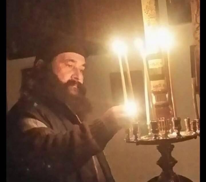 Άγιο Όρος: Θλίψη στη Μονή Εσφιγμένου-Εκοιμήθη ο μοναχός Πολυχρόνης