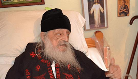Γέροντας Νεκτάριος Βιτάλης: Συλληπητήρια από Βαρθολομαίο στην αδελφότητα του χαρισματούχου Γέροντα