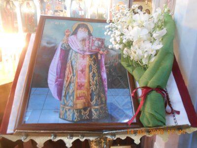 Η Χίος τίμησε τον Άγιο Άνθιμο-Προσκύνημα στη θαυματουργή εικόνα
