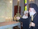 Η σεμνή ονομαστική Εορτή του Αλεξανδρείας Θεόδωρου