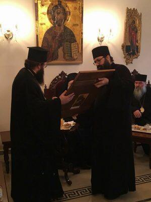 Ο Πατριάρχης Αντιοχείας στην Μητρόπολη Λεμεσού