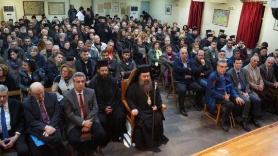 Η Μητρόπολη Χίου τίμησε σήμερα τη Μακεδονία
