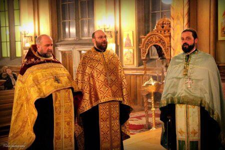 Τους Αγίους Ιάκωβο-Παΐσιο-Πορφύριο τίμησε η Μητρόπολη Σουηδίας