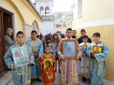 Η Μεγάλη εορτή της Ορθοδοξίας στην Κάλυμνο