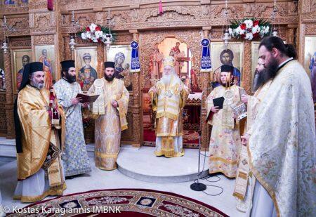 Κυριακή της Ορθοδοξίας-Βεροίας Παντελεήμων: Ο Χριστός ζητά από εμάς Πίστη στο Θεανθρώπινο πρόσωπό του