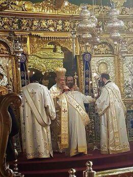 Εκκλησία Κύπρου: Νέοι κληρικοί εντάσσονται στις τάξεις του ιερού κλήρου