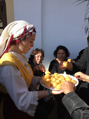 Μονή Υψενής: Μεγαλοπρεπής Λιτανεία της Τιμίας Κάρας του Αγίου Μελετίου