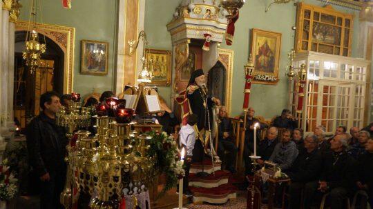 Λαμπρός Εορτασμός Αγίου Χαραλάμπους στην Κάλυμνο