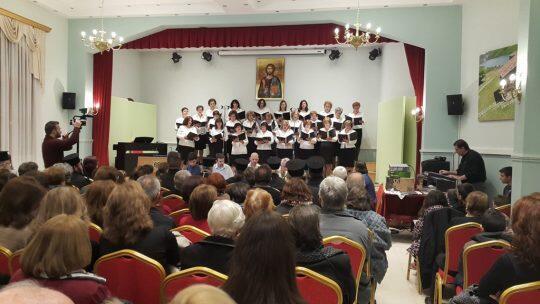 Χορωδία Μητρόπολης Γρεβενών: Συναυλία αφιέρωμα στη Μάνα
