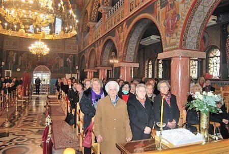 Η Εορτή του Αγίου Τρύφωνος στον Ιερό Ναό Αγίων Πάντων Ξηροκρήνης