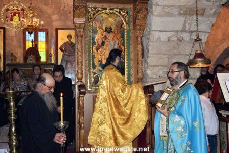 Μεγαλοπρεπής Εορτασμός της Υπαπαντής στο Πατριαρχείο Ιεροσολύμων