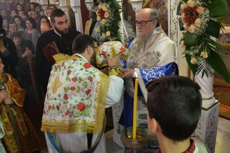 Χειροτονία πρεσβυτέρου στον Άγιο Παύλο πόλεως Κω