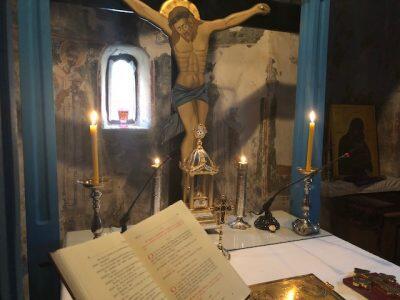 Καθαρά Δευτέρα στην Ιστορική Μονή Προδρόμου στο Λιβάδι Καρυάς