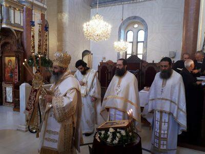 Κυριακή της Ορθοδοξίας στη Μητρόπολη Λεμεσού