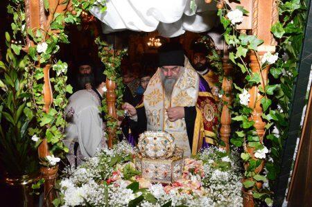 Η Λεμεσός υποδέχθηκε την Τίμια Κάρα του Αγίου Ιωάννη του Χρυσοστόμου από το Άγιο Όρος