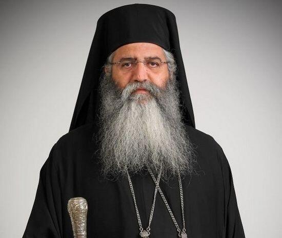 Ο Μόρφου Νεόφυτος για τον Άγιο Θεόδωρο το Στρατηλάτη