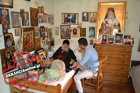Γέροντας Νεκτάριος Βιτάλης στο ΕΚΚΛΗΣΙΑ ONLINE: Πήγα στον άλλο κόσμο και ξαναγύρισα μετά από μισή ώρα