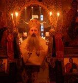 Ο Μετεώρων Θεόκλητος στην Μονή Βαρλαάμ-Χειροτονία Αρχιμανδρίτη