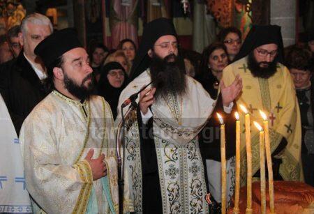 Μετέωρα: Με λαμπρότητα εορτάσθηκε ο Άγιος Χαράλαμπος