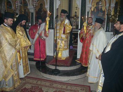 Θεία Λειτουργία και μνημόσυνο στον Ι. Ν. Αγ. Τίτου Τυμπακίου για τα θύματα της κατοχής