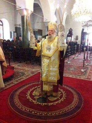 Νάξος: Κυριακή της Ορθοδοξίας στον Ναό Ζωοδόχου Πηγής