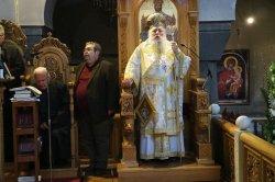 Ο Παροναξίας Καλλίνικος στον Ναό Μεταμορφώσεως του Κυρίου Μοσχάτου