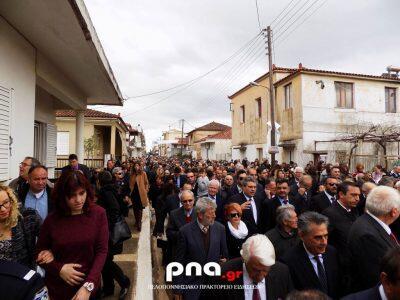 Μεσσηνία: Με λαμπρότητα γιόρτασαν τα Φιλιατρά τον πολιούχο και προστάτη τους Άγιο Χαράλαμπο