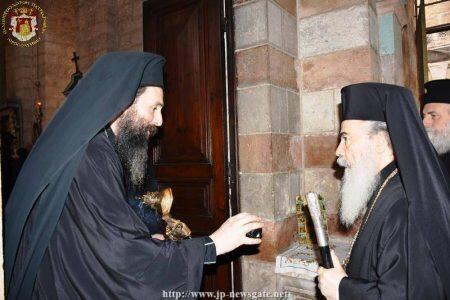 Η Εορτή του Αγίου Χαραλάμπους στο Πατριαρχείο Ιεροσολύμων