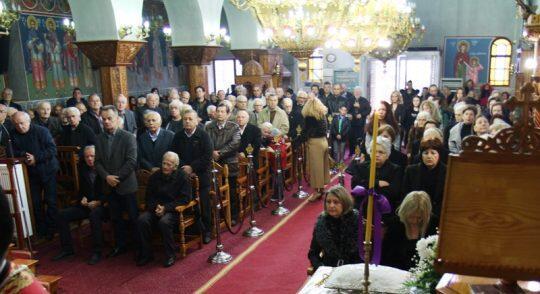Κυριακή της Ορθοδοξίας και Χειροτονία Διακόνου στη Μητρόπολη Παραμυθίας