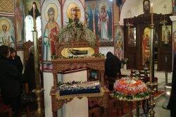 Πάρος: Λαμπρή Εορτή στην Ιερά Μονή Αγίου Αρσενίου