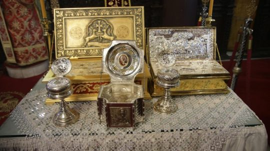 Κυριακή της Ορθοδοξίας στη Μητρόπολη Ρόδου