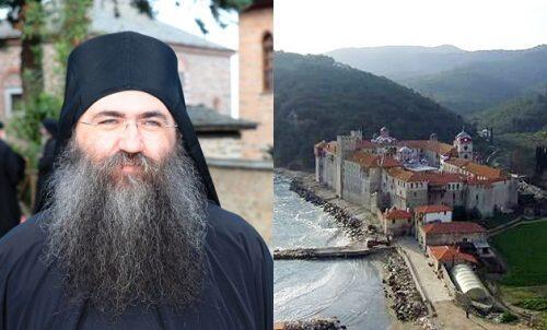 Αποτέλεσμα εικόνας για Αρχιμανδρίτης Βαρθολομαίος   Καθηγούμενος Ιεράς Μονής Εσφιγμένου Αγίου 'Ορους