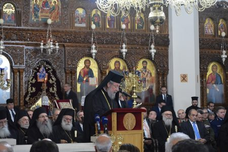 Κύπρος: Πανορθόδοξο Αρχιερατικό Συλλείτουργο και Κληρικολαϊκή Συνέλευση