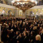 Μητρόπολη Πατρών: Χιλιάδες πιστοί στον Εσπερινό της Συγγνώμης