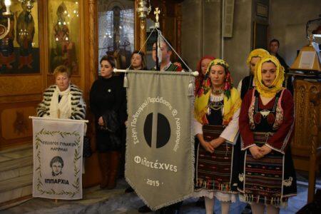 Κομοτηνή: Αποκαλυπτήρια μνημείου θυμάτων θρακικού ελληνισμού