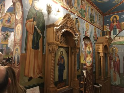 Γ΄ Χαιρετισμοί: Συγκίνηση στην Αγία Ματρώνα-Ιερέας και πιστοί έψαλαν το Αγνή Παρθένε Δέσποινα