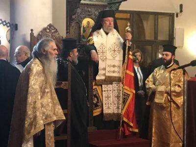 Κύπρος: Ο Αρχιεπίσκοπος στη Γ΄ Στάση των Χαιρετισμών στον ι.ν. Αγίου Νικολάου