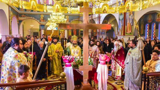 Γ' Κυριακή των νηστειών στον Ναό Κωνσταντίνου και Ελένης-Ασσήρου