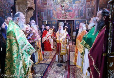 Βέροια: Πανηγύρισε τον Άγιο Γρηγόριο Παλαμά η Μονή Τιμίου Προδρόμου Σκήτης