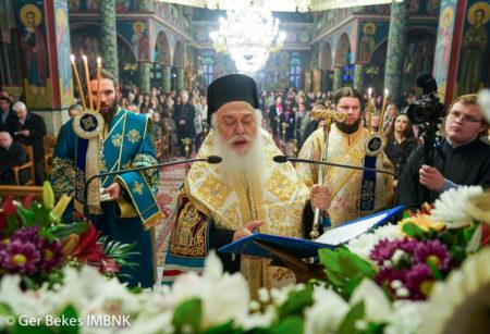 Δ΄ Χαιρετισμοί στον Ιερό Ναό Κοιμήσεως της Θεοτόκου Αλεξανδρείας